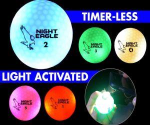 Night Eagle LED Golf Ball - Assorted